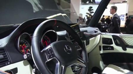 1280万巴博斯汽车, 看发动机和内饰都如此豪华, 这就是德国知道