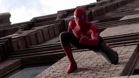 蜘蛛侠彼得卡帕与章鱼博世的精彩斗争, 婶婶才是主角
