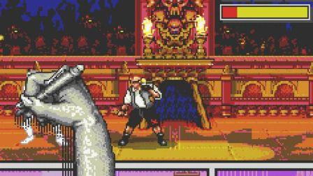 GBA怀旧游戏(第57期)——漫画地带一命通关