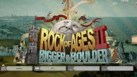 【舍长制造】和敌人一起滚球?—世纪之石2(Rock of Ages 2)试玩