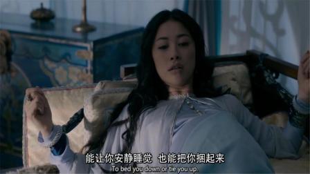 可怜,美女睡觉都被绑,这位母亲真够狠!