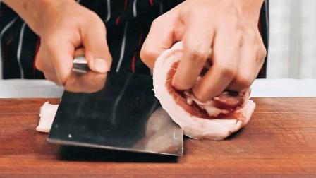 五花肉别再做红烧肉, 教你个更简单的吃法, 下饭下酒超过瘾!