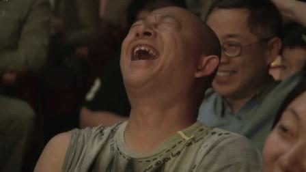 于谦师父石富贵来德云社说相声, 当场怒斥捧哏: 我都想抽你! 台下捧腹