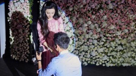 李晨求婚成功 范冰冰近日双喜临门 170916