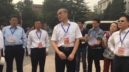 司法部在中国政法大学考场巡视