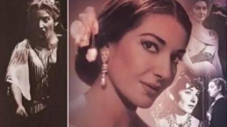Maria Callas 'Dallas Rehearsal 1957' La Traviata