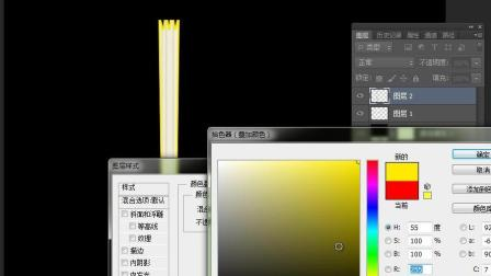 手绘扇子第二讲 PS教程实战案例技巧讲解photoshop抠图 美工合成调色