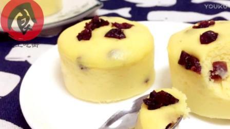 蜜红豆酥饼制作教程1