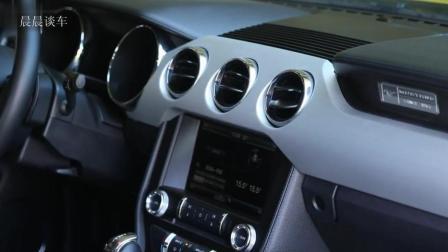"""全新福特Mustang内饰空间解说: 最大""""亮点""""在后排"""