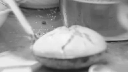 古早味的街头美食-膨糖