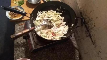 花菜的做法大全家常菜 浙江省宁波市鄞州区古林镇特产美食视频