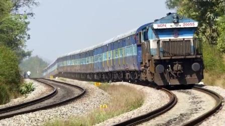 印度火车是哪国生产的? 不得不说印度火车司机都是老司机