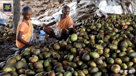 印度开挂美食, 让人费解的芒果果冻, 这种美食也只有三哥能做出来