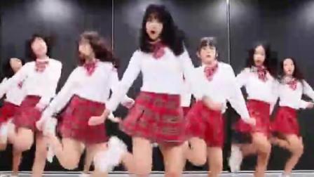 超可爱的韩国高中女子组合舞蹈《WE LIKE》