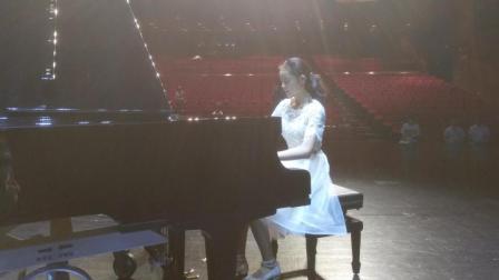 钢琴演奏《土耳其进行曲》艺秀常州大剧院艺术培训中心, 少儿钢琴表演
