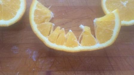 巧切橙子的三个小妙招, 这才是切橙子的正确姿势