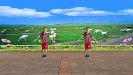 红领巾浩天广场舞《一颗爱你的心》