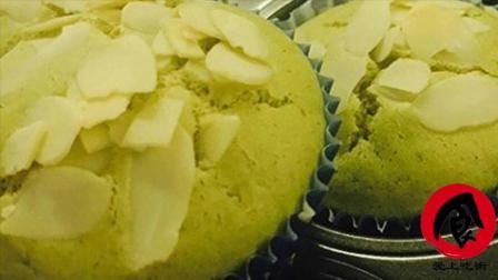 美食制作, 低糖低油的海绵蛋糕(抹茶纸杯海绵蛋糕)