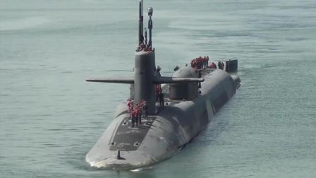 美国慌了! 竟是由于中国潜艇停靠在这国港口!