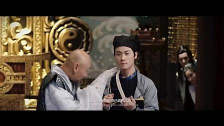 丁贺主演《侠在江湖漂》原来刀枪不入是衣服穿得厚, 这表情也是神了!