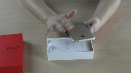【口碑家电】360手机vizza开箱简评: 千元机玩王者荣耀还那么流畅