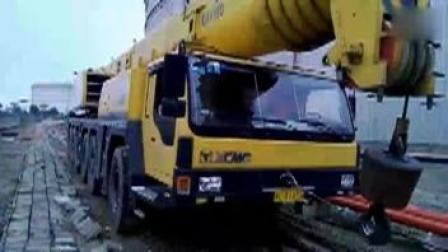 160吨吊车工作视频炼油—在线播放—, _1_1