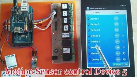 Arduino 智能家居控制系统diy 国外新品 Smart Home Automation