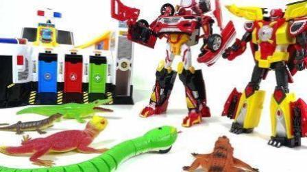 奥特曼恐龙战队霸王龙 汪汪队变形金刚恐龙玩具