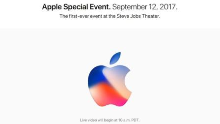Apple 2017 产品发布会原版高清全过程直播 iPhone X, iPhone 8, iPhone 8 Plus HD