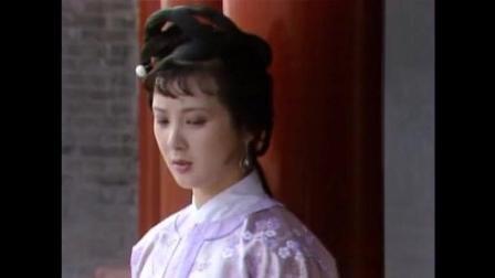 新旧两版《红楼梦》对比惜春出家, 昔日侯门贵女缁衣乞食