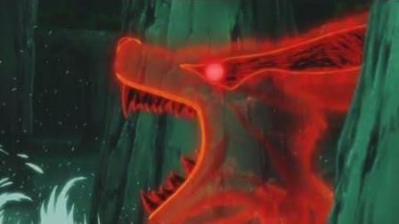 《火影忍者》师徒之战, 时空之术, 封印之术, 鸣人差点死两次了! AMV
