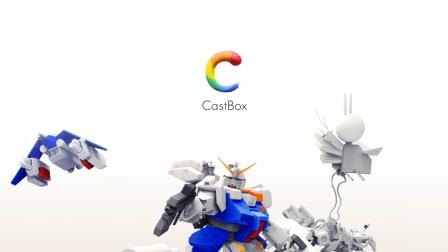 「盗梦游戏评测组」用VR进行艺术创作——CastBox使用体验
