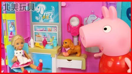 小猪佩奇的宠物医院玩具故事 301