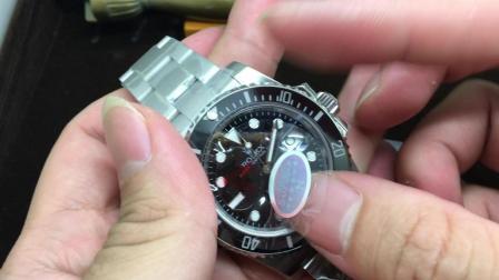 机械手表如何上发条 如何调日历 如何拆表带