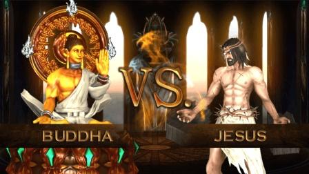 《诸神之战(Fight of Gods)》如来大战上帝