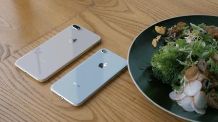 iPhone 8 与 iPhone 8 Plus 真机抢先开箱视频「WEIBUSI出品」