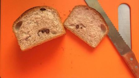 记录自学《手作面包》历程-D22三黑吐司