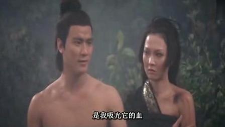 李修贤年轻时候真是太帅了 恬妮也是大美女 这部影片是邵逸夫监制