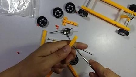 磁推力小车制作视频步骤