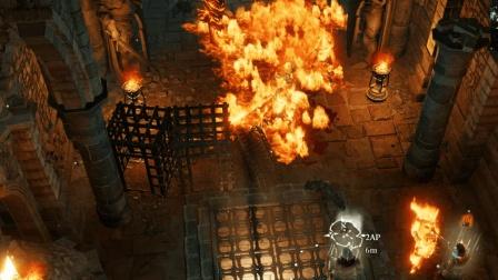 神界原罪2战术难度攻略第4期魔导师城堡里的邪恶