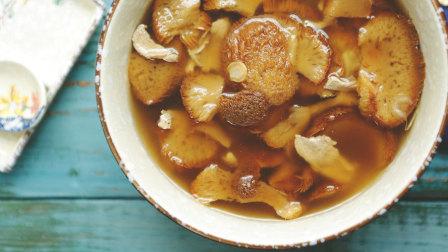 【微体兔菜谱】梅肉炖猴头菇