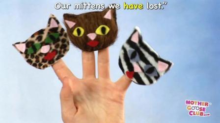 Three Little Kittens - Mother Goose Club Playhouse Nursery Rhymes