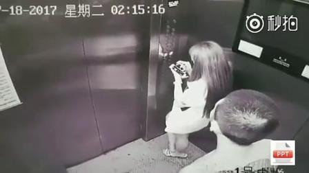 美丽少女被抢劫猥亵全过程, 这些人真的是没素质到极点! 监控拍下罪恶的一幕