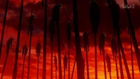 《Fate/Apocrypha》 第8话 开战的狼烟