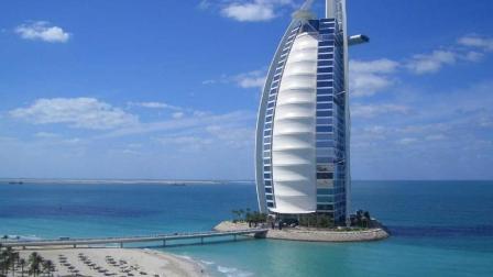 """迪拜再""""开挂"""", 深入海底20米, 建造绝世酒店"""