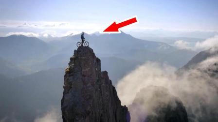 世界上最危险的极限运动! 用生命去挑战, 看的手心冒汗
