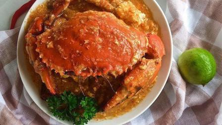 啊May的辣椒螃蟹 真材食料 咕嘟咕嘟的浓稠汤汁 让人欲罢不能