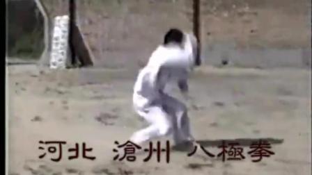 河北沧州真正的八极拳功夫, 不愧是武有八极定乾坤