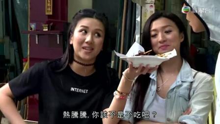 香港街边小食, 印尼串烧, 烧白鳝, 沙爹鸡肉, 美味