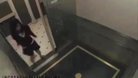 后背发凉! 三年调查, 蓝可儿电梯视频被删片段流出!